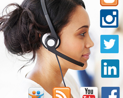 Contact Center Social Media